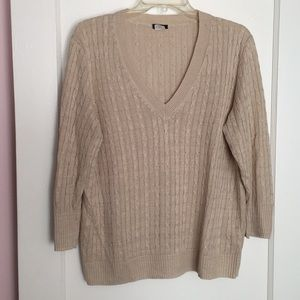 J.Crew v- neck sweater